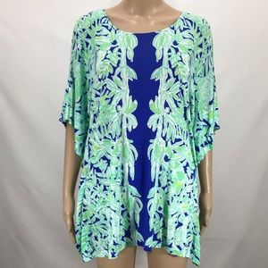 Lilly Pulitzer Tops - Lilly Pulitzer Cooper Caftan Koala of the Wild Top